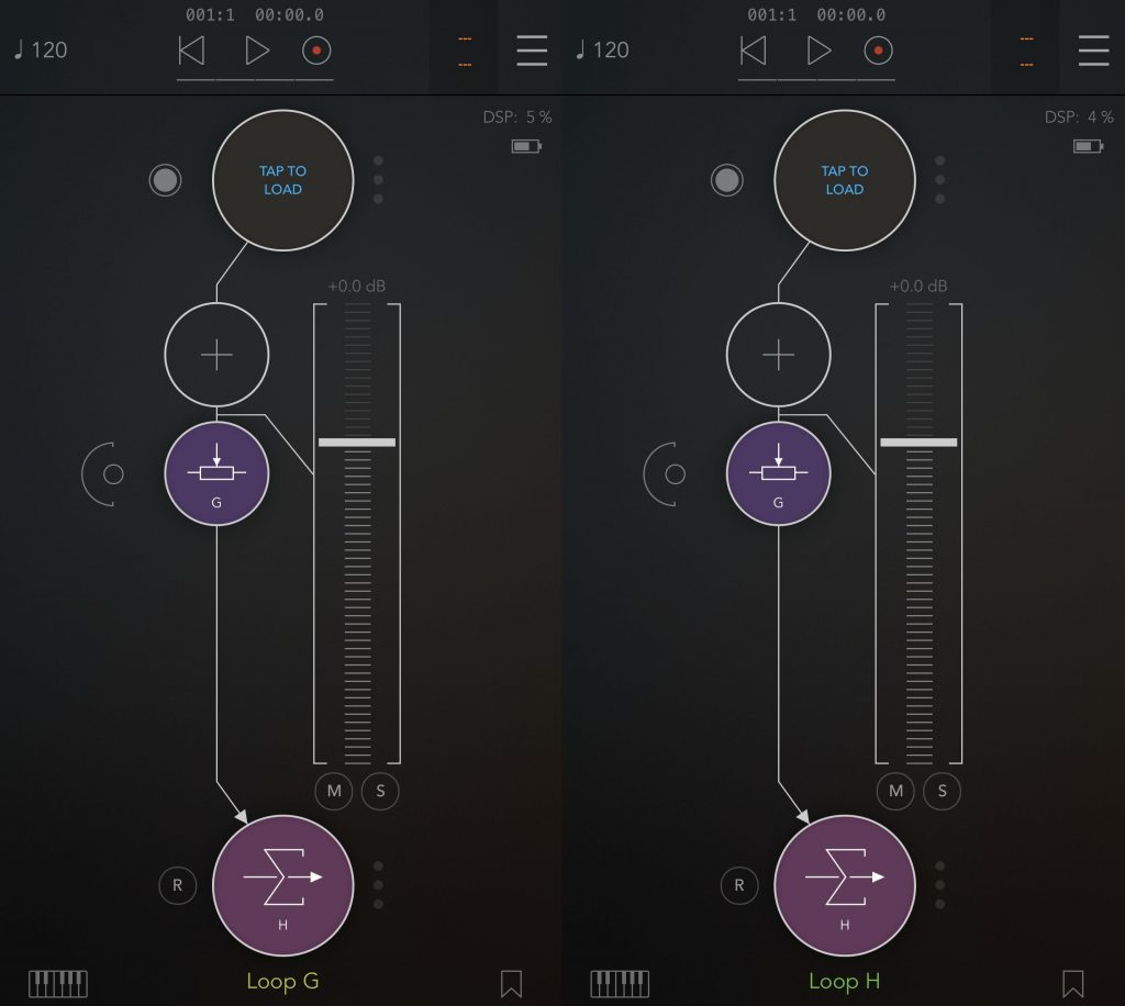SAXLOOPS TUTORIAL AUM BONUS CHANNELS AUDIOBUS
