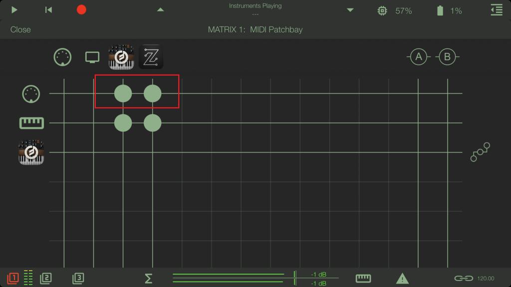 Saxloops Xequence Apematrix audiobus forum